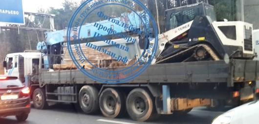 Дополнительная ось грузового автомобиля