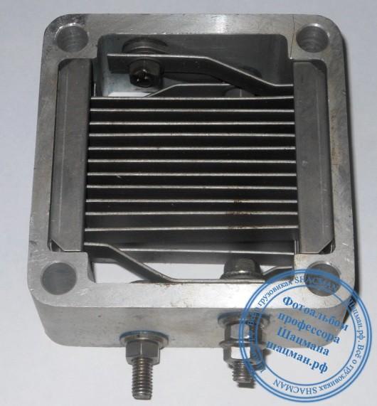 Спираль подогревателя воздуха мотора WP10 Weichai Power на грузовом автомобиле SHACMAN