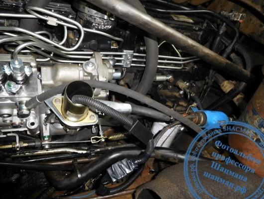 Насос подкачки топлива 3968190 двигателя CUMMINS ISLe